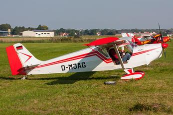 D-MJAG - Private FK Lightplanes FK9 Mk IV