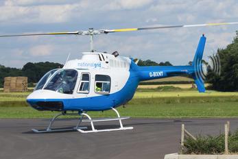 G-BXNT - Private Bell 206B Jetranger