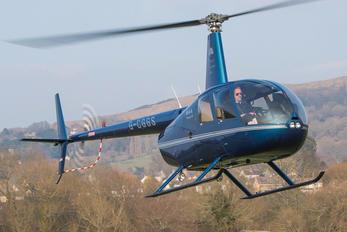 G-CGGS - Private Robinson R44 Astro / Raven