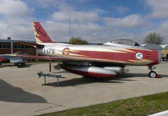 C.5-175 - Spain - Air Force North American F-86 Sabre