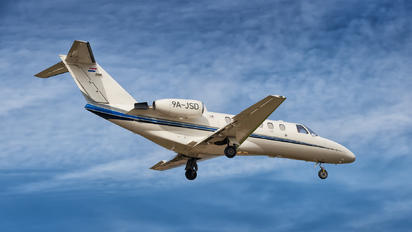 9A-JSD - Jung Sky Cessna 525A Citation CJ2