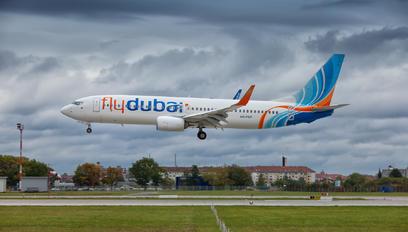 A6-FEP - flyDubai Boeing 737-800