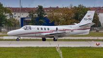YU-TPC - Private Cessna 500 Citation aircraft