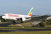 ET-AOV - Ethiopian Airlines Boeing 787-8 Dreamliner aircraft
