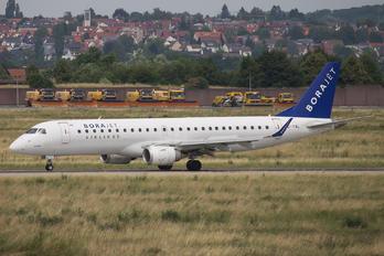 TC-YAL - Bora Jet Airlines Embraer ERJ-190 (190-100)
