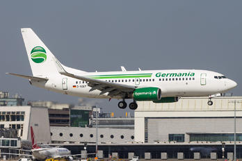 D-AGEP - Germania Boeing 737-700