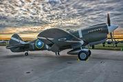 N5813 - Private Curtiss P-40M Warhawk aircraft