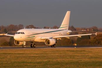 OE-LIP - Tyrolean Jet Service Airbus A319 CJ