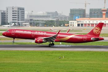 B-1872 - Juneyao Airlines Airbus A321