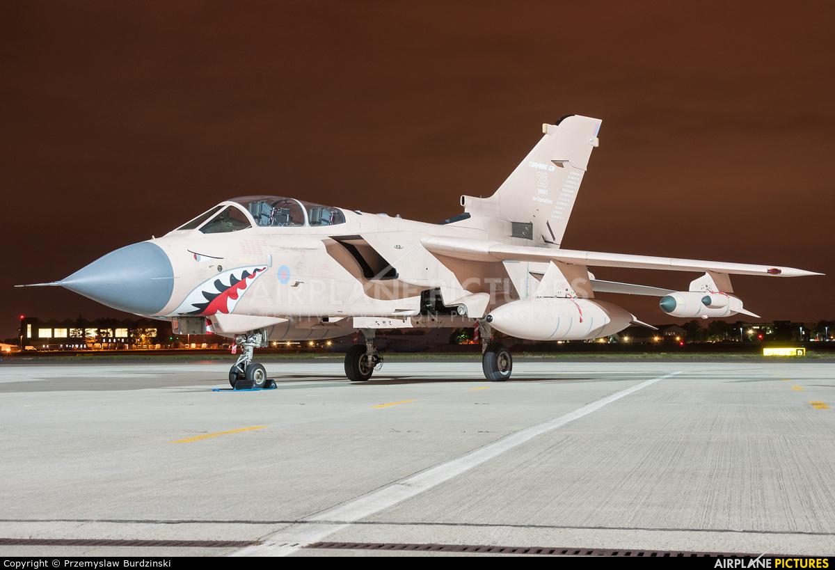 Royal Air Force ZG750 aircraft at Northolt