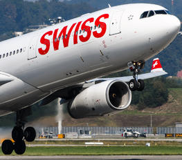 HB-JHH - Swiss Airbus A330-300