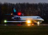 LX-GLD - Private Dassault Falcon 900 series aircraft