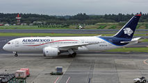 N783AM - Aeromexico Boeing 787-8 Dreamliner aircraft