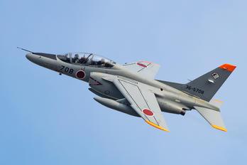 36-5708 - Japan - Air Self Defence Force Kawasaki T-4