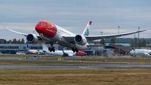 LN-LNH - Norwegian Long Haul Boeing 787-8 Dreamliner aircraft