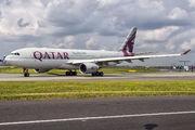 A7-ACB - Qatar Airways Airbus A330-200 aircraft