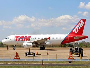PR-MYL - TAM Airbus A319