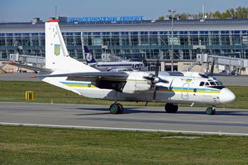 07 - Ukraine - Air Force Antonov An-26 (all models)