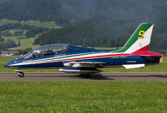 """MM55054 - Italy - Air Force """"Frecce Tricolori"""" Aermacchi MB-339-A/PAN"""