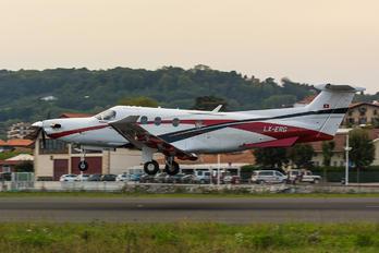 LX-ERG - Private Pilatus PC-12