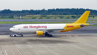 B-LDG - Air Hong Kong Airbus A300F