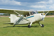 G-AFYO - Private Stinson HW-75 aircraft