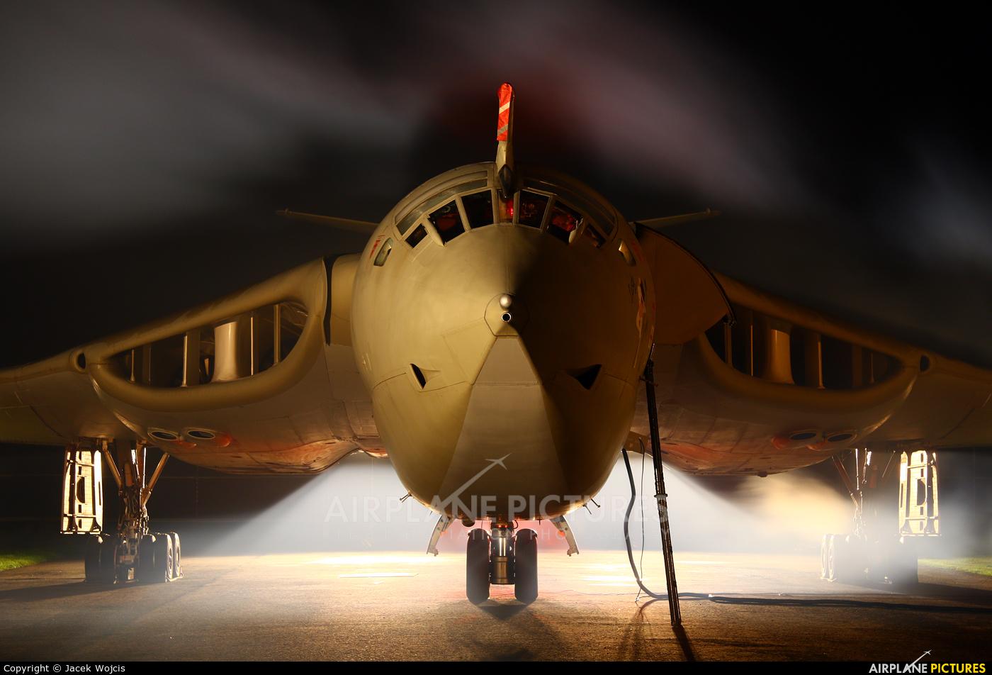 Royal Air Force XL231 aircraft at Elvington