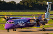 G-JECE - Flybe de Havilland Canada DHC-8-400Q / Bombardier Q400 aircraft
