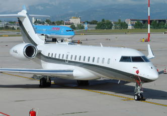 M-AAAL - Private Bombardier BD-700 Global Express XRS