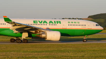 B-16307 - Eva Air Airbus A330-200