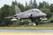 HW-343 - Finland - Air Force: Midnight Hawks British Aerospace Hawk 51 aircraft