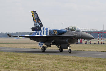 505 - Greece - Hellenic Air Force General Dynamics F-16C Block 52+ Fighting Falcon
