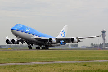 PH-BFA - KLM Boeing 747-400