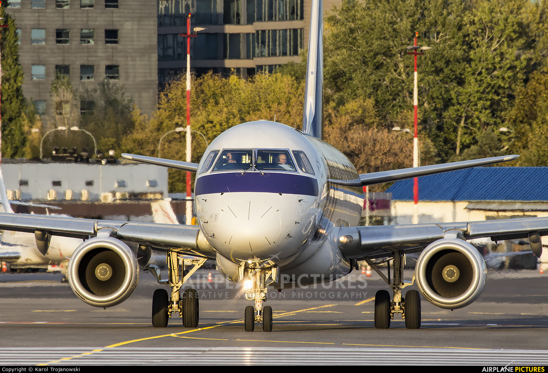 LOT - Polish Airlines SP-LIN aircraft at Warsaw - Frederic Chopin