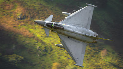 ZJ943 - Royal Air Force Eurofighter Typhoon FGR.4