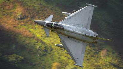 ZJ943 - Royal Air Force Eurofighter Typhoon FGR.4