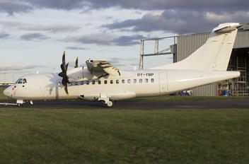 OY-YBP - Nordic Aviation Capital ATR 42 (all models)