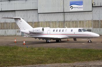 D-CWIT - Private Cessna 525C Citation CJ4