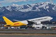 N714SA - Southern Air Transport Boeing 777F aircraft