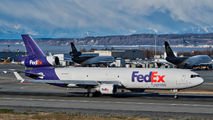 N609FE - FedEx Federal Express McDonnell Douglas MD-11F aircraft