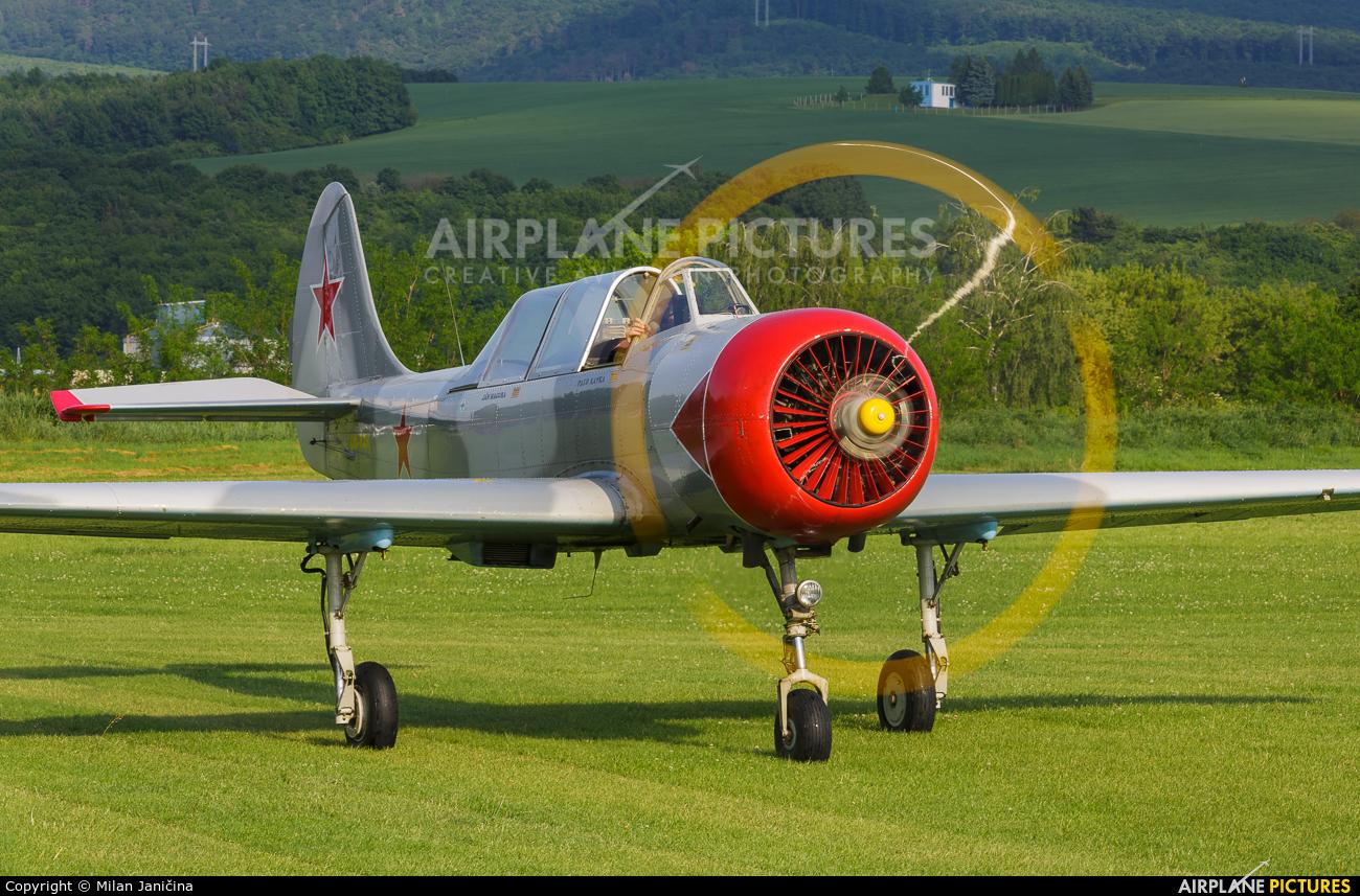 Aeroklub Kosice OM-YAK aircraft at Partizanske