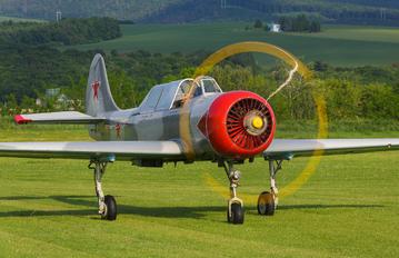OM-YAK - Aeroklub Kosice Yakovlev Yak-52