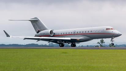 9H-VJL - Vistajet Bombardier BD-700 Global Express