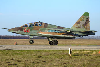 44 - Russia - Air Force Sukhoi Su-25UB