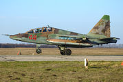 44 - Russia - Air Force Sukhoi Su-25UB aircraft
