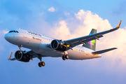 N528VL - Volaris Airbus A320 NEO aircraft
