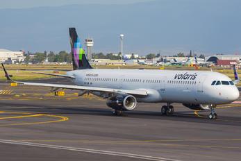 XA-VLW - Volaris Airbus A321