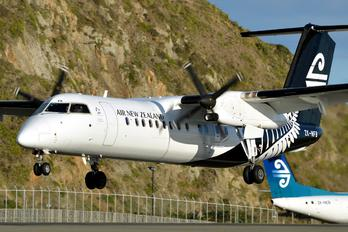 ZK-NFB - Air New Zealand Link - Air Nelson de Havilland Canada DHC-8-300Q Dash 8