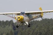 OO-VVG - Private Piper PA-18 Super Cub aircraft