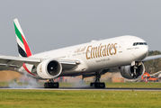 A6-END - Emirates Airlines Boeing 777-300ER aircraft